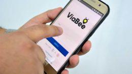 ViaBee é a mais nova plataforma de transporte de passageiros a operar em Manaus (Foto: Duvulgação)