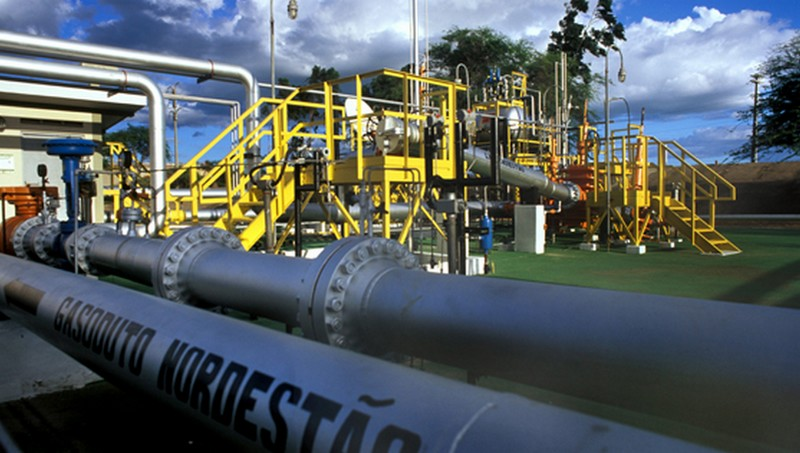 Projeto prevê criação de dutos para baratear gás natural no Brasil