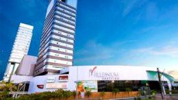 Millenium Shopping foi condenado a pagar indenização por danos morais a cliente (Foto: Google/Divulgação)