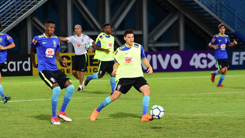Vendas físicas dos ingressos para o Amistoso da Seleção Sub 20 começam terça no estádio Carlos Zamith