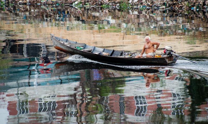 Águas: fonte de vida e cenário de degradação ambiental