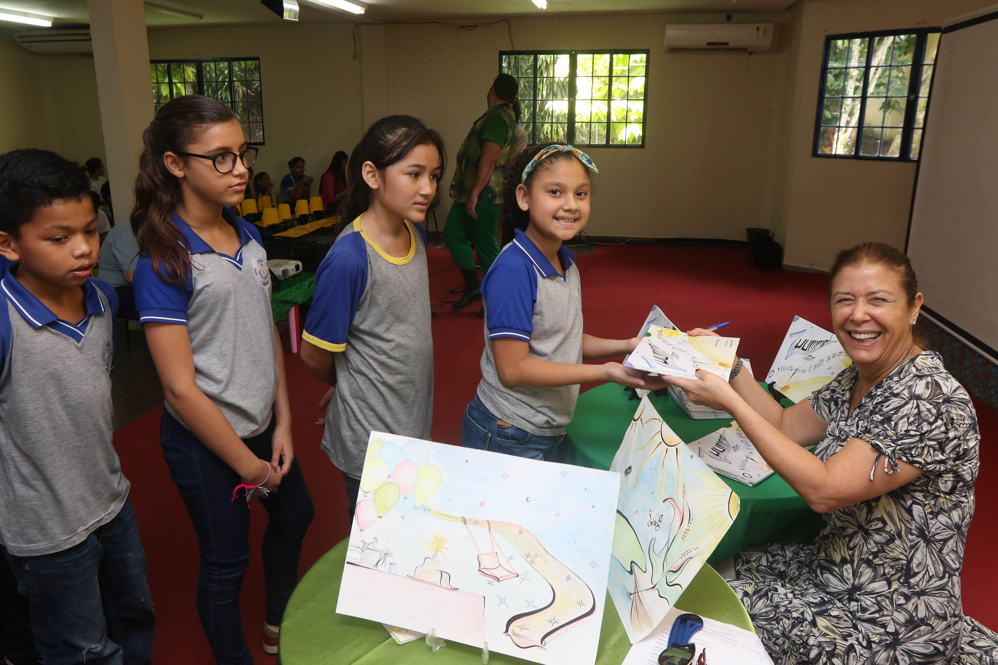 Parque da Criança traz programação voltada à leitura neste fim de semana