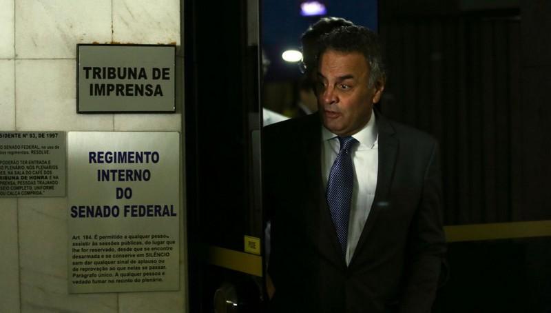 STF desarquiva inquérito contra Aécio Neves arquivado por Gilmar Mendes