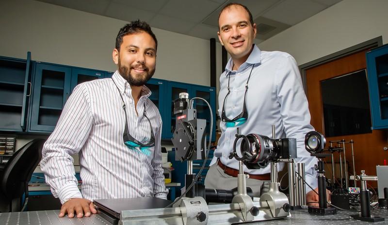 Câmera inspirada em olho de borboleta torna cirurgia de câncer mais eficaz