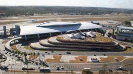 Aeroporto de Recife é um dos terminais que serão leiloados (Foto: Infraero/Divulgação)