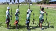 Arqueiros exibiram habilidade e técnica no Campeonato Amazonense de Tiro com Arco (Foto: Sejel/Divulgação)
