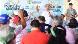 Governador Amazonino Mendes afirmou que reajustes a servidores serão concedidos dentro do limite prudencial da LRF (Foto: Valdo leão/Secom)