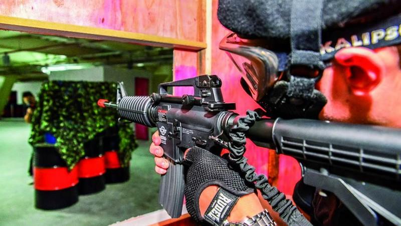 Polícia assume dificuldade em diferenciar armas esportivas