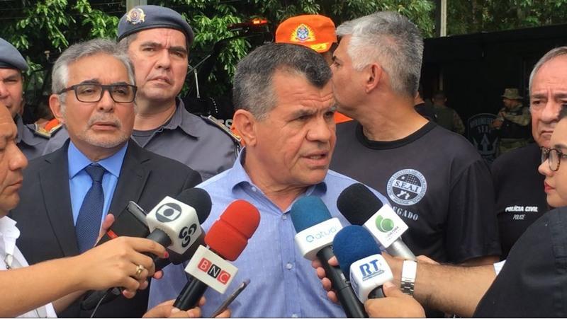 Bosco Saraiva sai da SSP e diz que política de segurança não muda