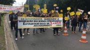 Concursados pedem convocação para evitar ações na Justiça com o fim de validade do concurso de 2014 (Foto: ATUAL)