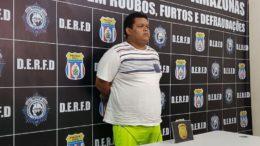 Diego Roberto da Silva disse que começou a aplicar o golpe em novembro do ano passado em uma igreja evangélica (Foto Semtrad/Divulgação)