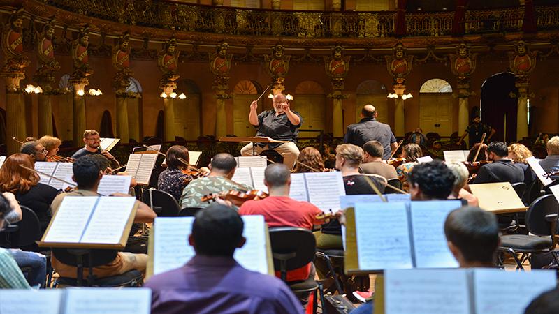 Festival Amazonas de Ópera terá estreia mundial no palco do Teatro Amazonas