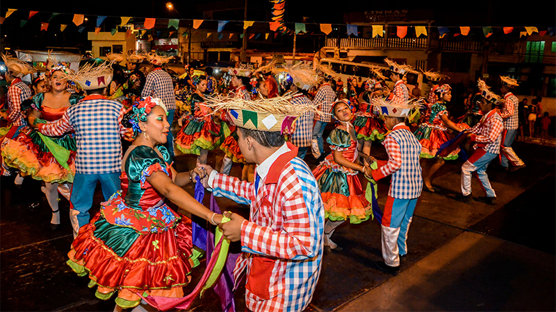 Manauscult divulga resultado do edital do Festival Folclórico nos Bairros