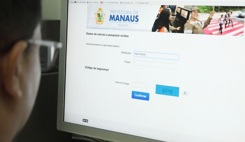 Prefeitura emite certidão negativa de multas de trânsito