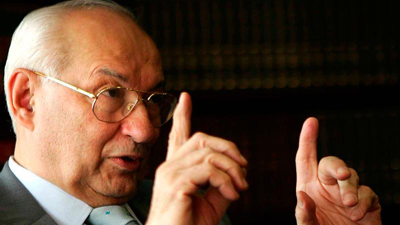 Jurista Ives Gandra Martins analisa decisão de Moro sobre prisão do ex-presidente Lula