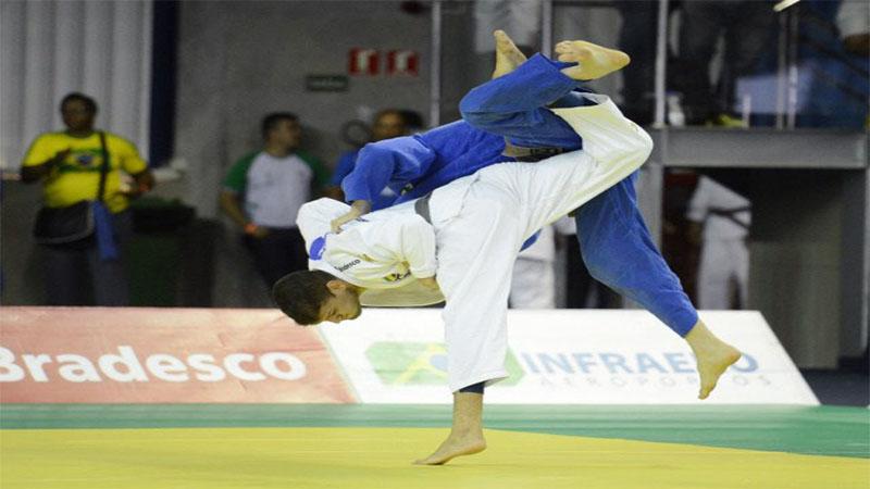 Manaus sedia regional do Campeonato Brasileiro de Judô neste final de semana