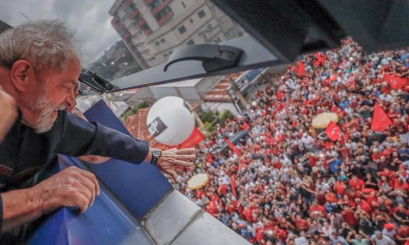 Lula sindicato dos metalúrgicos by Ricardo Stuckert