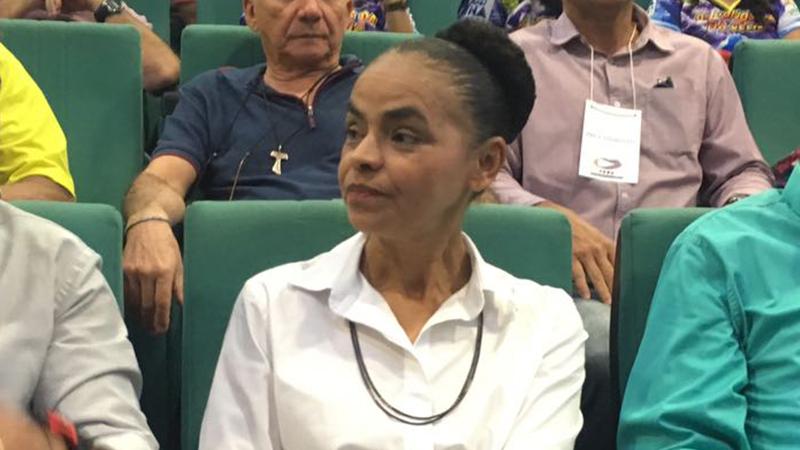 Marina Silva diz que 'oportunismo' comprometeu debate da Previdência