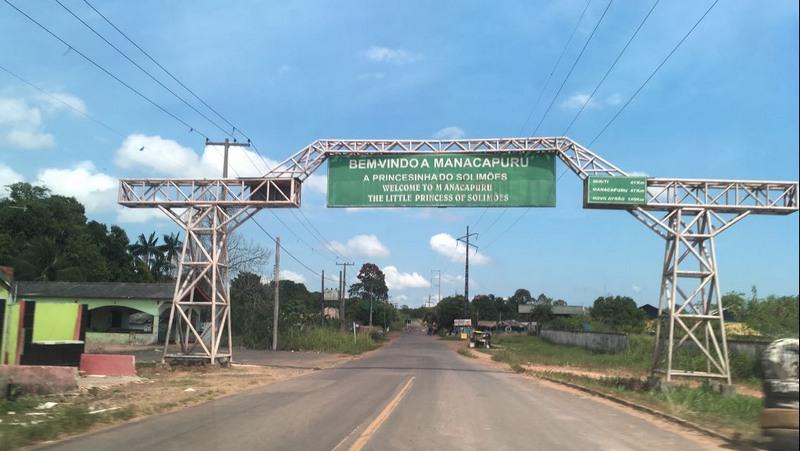 MPF apura se houve superfaturamento em obra de escola em Manacapuru (Foto: ATUAL)