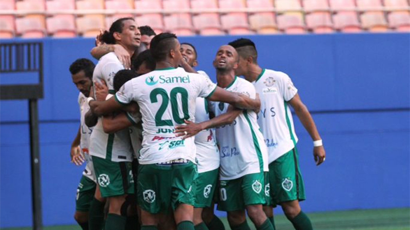 Manaus FC conquistou o returno do Barezão e decidirá a competição com o Fast Clube, no sábado (Foto: Antônio Assis/FAF)