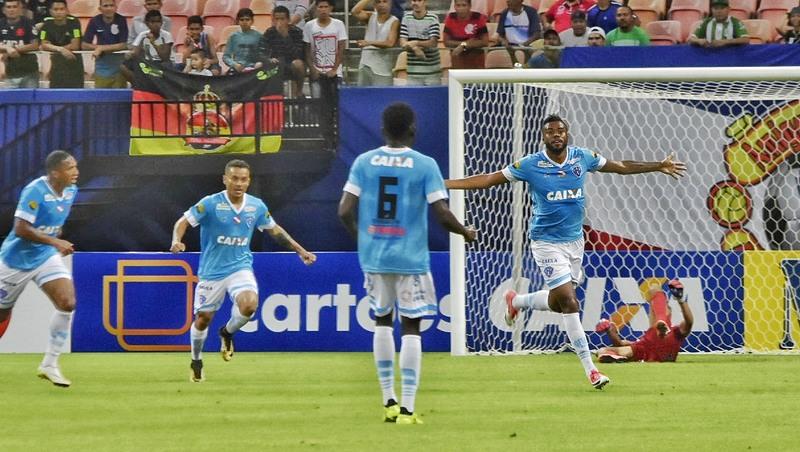 Manaus perde de novo e é eliminado da Copa Verde pelo Paysandu
