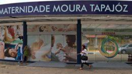 Maternidade Moura Tapajós funcionará 24 horas na segunda-feira e em regime de plantão na terça (Foto: Semcom)