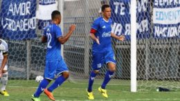 Nacional goleou na estreia e lidera Grupo 3 da Série D do Campeonato Brasileiro (Foto: Antônio Assis/FAF)