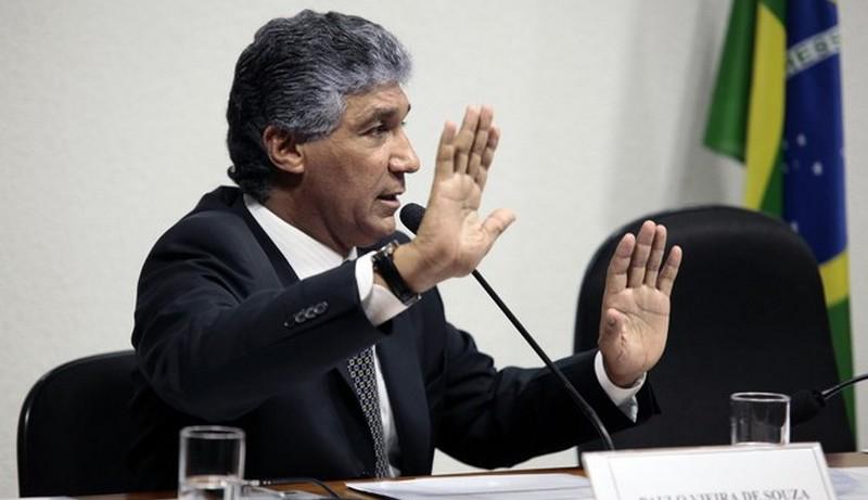 Paulo Vieira de Souza, ex-diretor da Dersa na gestão PSDB, é preso pela PF