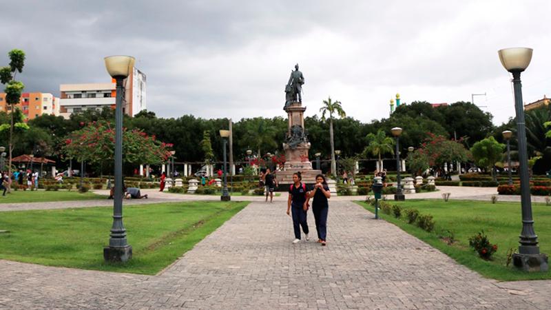 Praça-da-Saudade