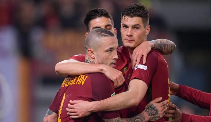 Roma goleia e elimina o Barcelona na Liga dos Campeões da Europa