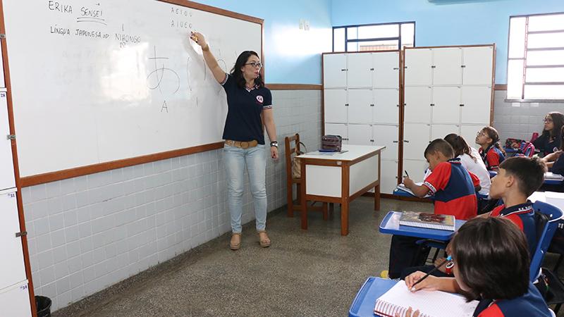 Matrículas em escolas de Tempo Integral da rede pública estadual do Amazonas chegou a 33 mil
