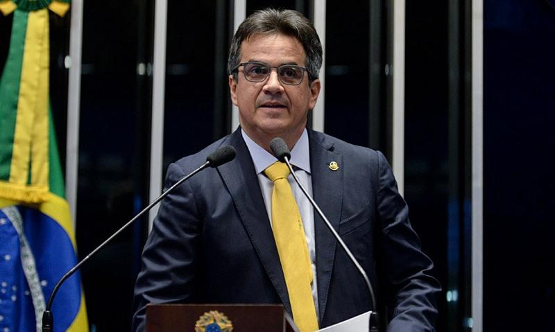 Ciro Nogueira diz que não existe nenhum partido de importância no País que não tenha sido alvo da Lava Jato (Foto: Jefferson Rudy/Agência Senado)