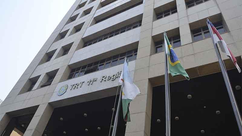 TRT11 condenou as empresas Orbity e Nova Era por morte de trabalhador que caiu durante o serviço (Foto: Divulgação)