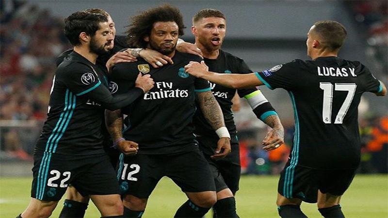 Marcelo marca e Real abre vantagem sobre o Bayern com vitória em Munique