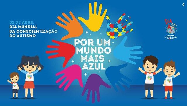 Dia Mundial da Conscientização do Autismo: Por um mundo mais azul