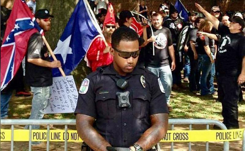 Extremistas sentem gosto da segregação nos Estados Unidos
