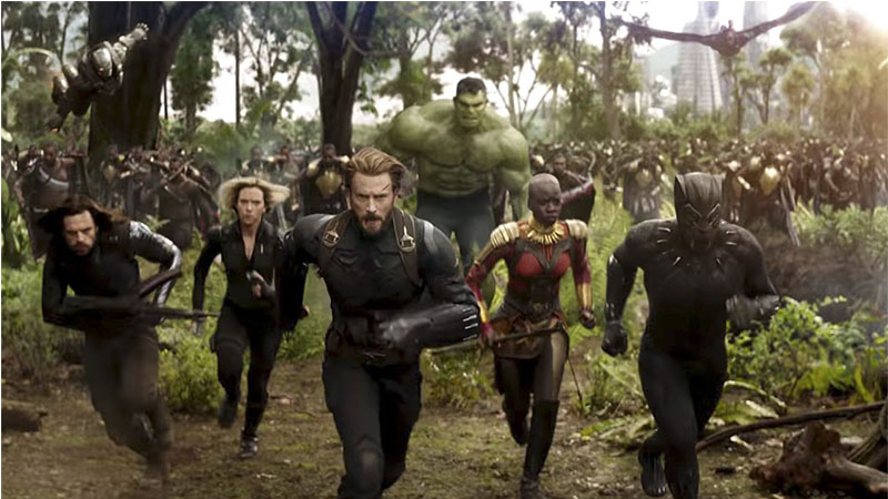 'Vingadores: Guerra Infinita' supera últimos sete filmes da Marvel em vendas antecipadas