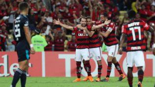 Flamengo se classifica e Palmeiras tem melhor campanha na Libertadores