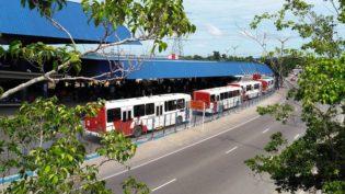Assalto a ônibus cresce 2,3% neste ano em Manaus, apesar da polícia prender mais