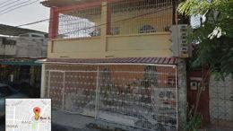 No endereço da Adinsol não funciona nenhuma associação de saúde, descobriu o MP-AM (Foto: MP-AM/Divulgação)