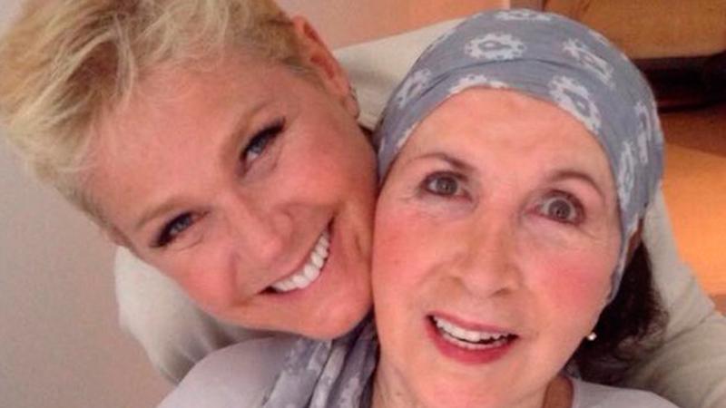 Morre aos 81 anos Alda Meneghel, mãe da apresentadora Xuxa
