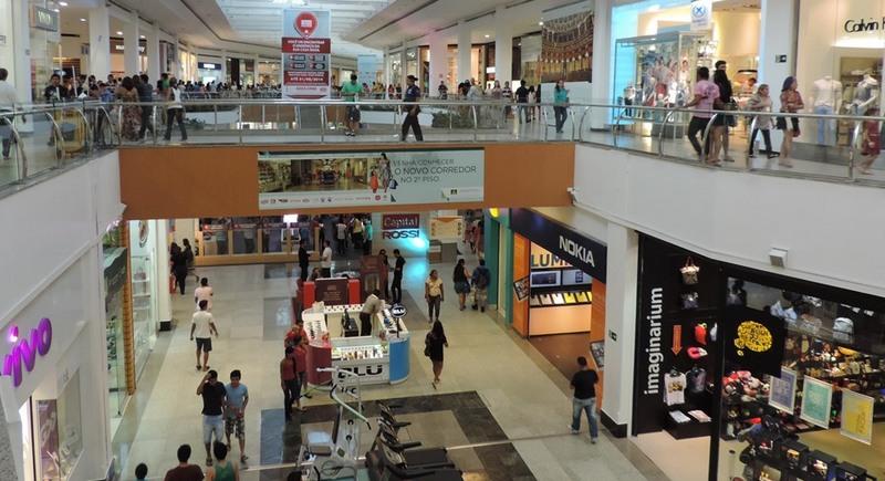 Amazonas Shopping aderiu à campanha pelo ia da Liberdade de Impostos (Foto: Divulgação)