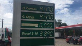 Subsídio do diesel tem alto custo e não tem como ser mantido, diz Fazenda