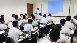Cursos não têm caráter de ingresso na Marinha, esclarece a Capitania Fluvial (Foto: Marinha/Divulgação)