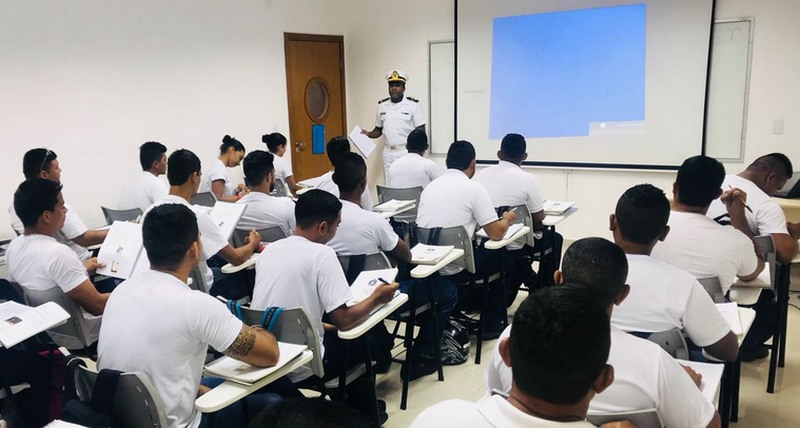 Capitania oferece cursos em Manaus para qualificação em navegação
