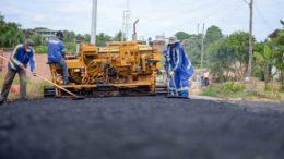 Trabalho é para obras de infraestrutura em Manaus e contratações serão imediatas (Foto: Diego Caja/Seminf)