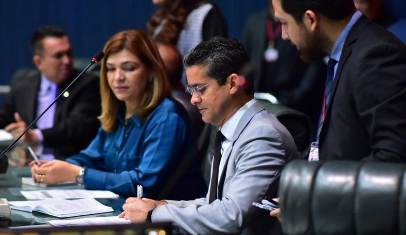 Presidente da ALE, David Almeida, assinou CPI para investigar sua própria gestão no Governo do Amazonas (Foto: Assessoria/Divulgação)