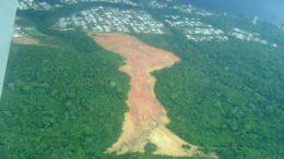 Desmatamento em área urbana cresceu em Manaus nos últimos 15 anos, revela estudo (Foto: Divulgação)