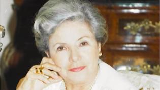 Atriz Eloísa Mafalda morre aos 93 anos em Petróplois