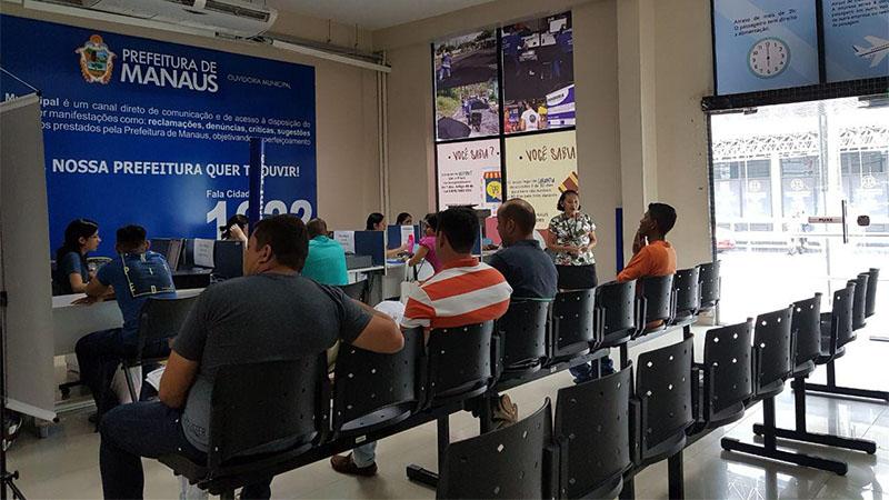 Sine Manaus seleciona para 14 vagas de emprego nesta terça-feira